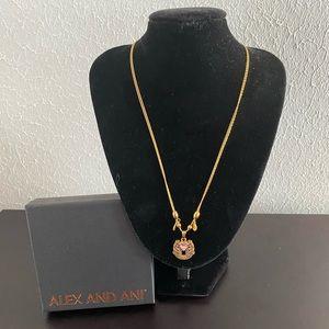 Alex & Ani  Fortune's Favor Adjustable Necklace
